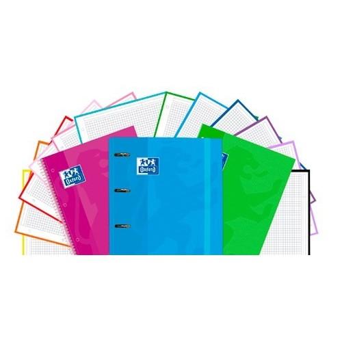 Cuadernos y Recambio de Anillas