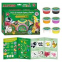 PASTA ALPINO MAGIC DOUGH KIT ANIMALES