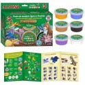 PASTA ALPINO MAGIC DOUGH KIT DINOSAURIOS