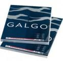Papel Verjurado Galgo 100gr Marfil. Paquetes de 100 Ud.