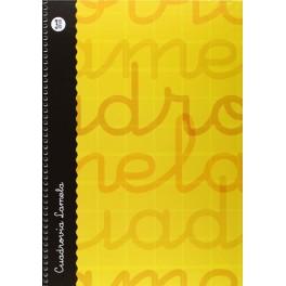 Cuaderno Cuadrovia Lamela T Cuartilla Forrada