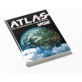 Atlas de Geográfico Universal VOX