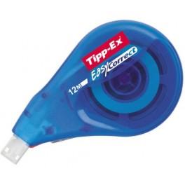 Corrector Tipp-Ex Easy Correct 12 mtros