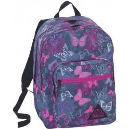 Mochila Kappa Backpack butterfly mariposas