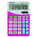 SHARP CALCULADORA SOBREMESA 10 DIGITOS ROSA SH-ELM332BPK