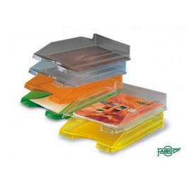 Bandejas de plástico Faibo 93 Transparente