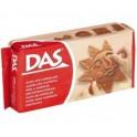 Pasta modelar marrón. DAS .1 Kgrs