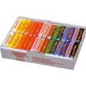 Plastilina pequeña, Caja de 30 plastilinas, colores surtidos