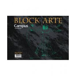 Bloc de Dibujo A-4 Campus 130gr SIN ESPIRAL Con recuadro