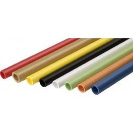 Papel Kraft Colores 1x3 .mts. en rollo