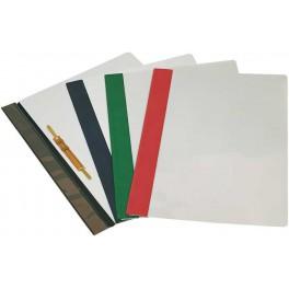 Dossier Folio con fastener metálico