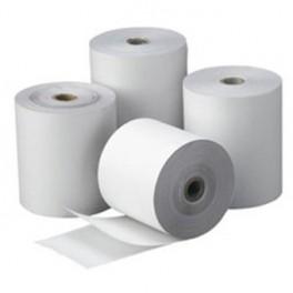 Rollos papel Autocopitativo 57 x 45mts con copia