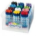 Giotto cera. 120 piezas Ref 521900